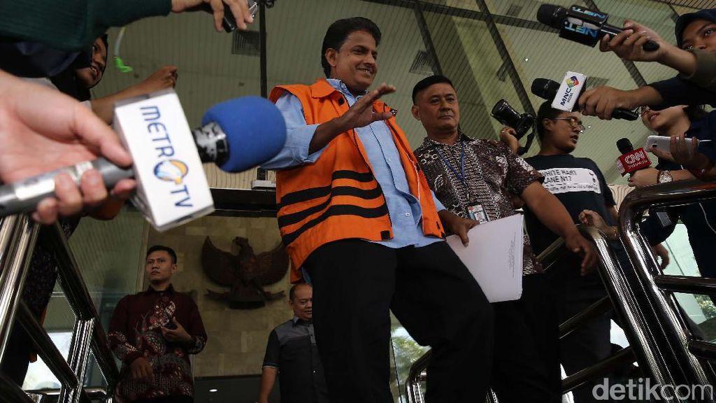 Penyuap Pejabat Pajak Juga Ngaku Kenal Lama dengan Ipar Jokowi