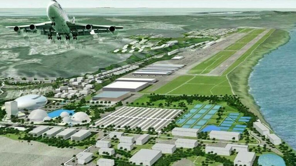 Siapa Mitra AP I Bangun Bandara Kulonprogo?