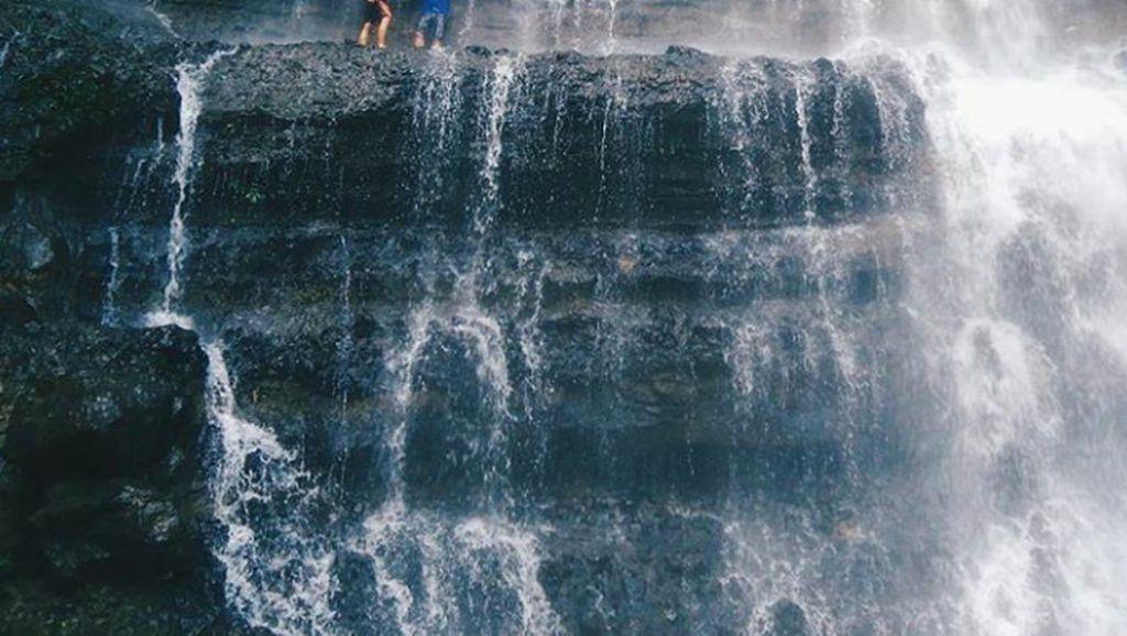 Cerita Pilu di Balik Air Terjun Jurang Nganten Jepara