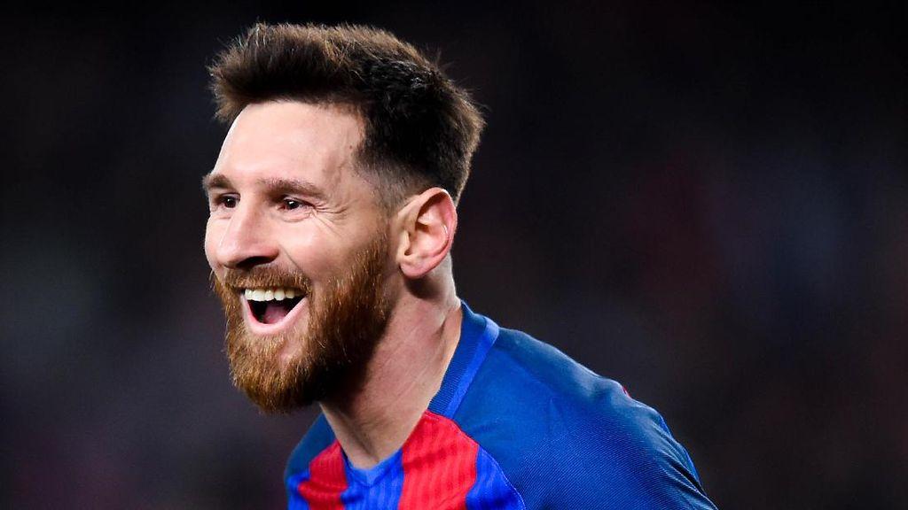 Moura: Menghentikan Messi? Dia Harus Diikat