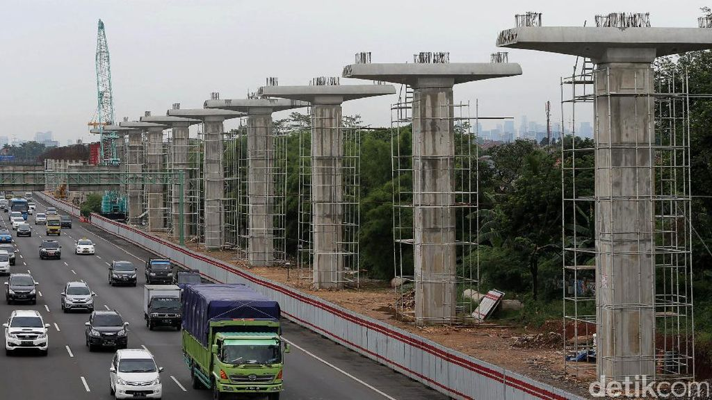 Berapa Dana yang Disiapkan Bank Mandiri Dukung LRT Jabodebek?