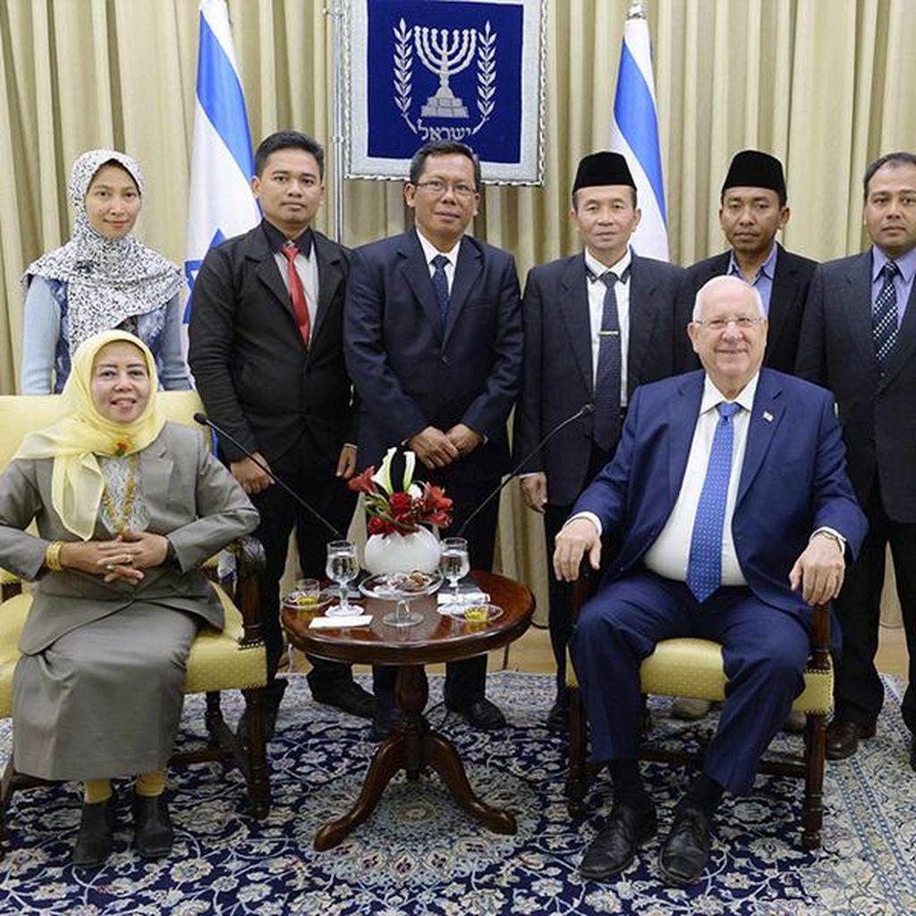 Soal Istibsyaroh-Presiden Israel, MUI: Tabayun Terkendala Jarak