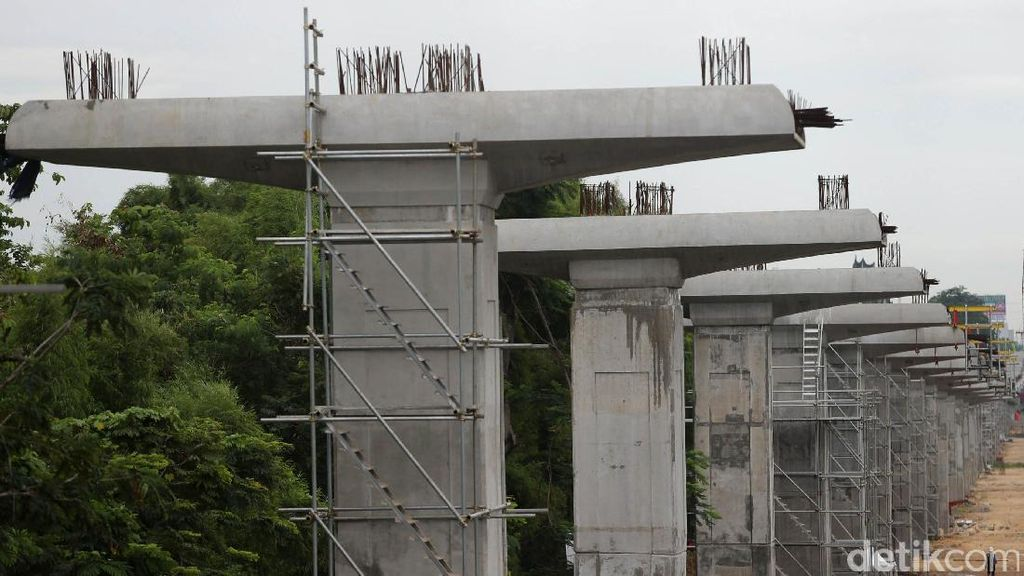 LRT Jabodebek Akhirnya Dibangun Pakai Duit APBN
