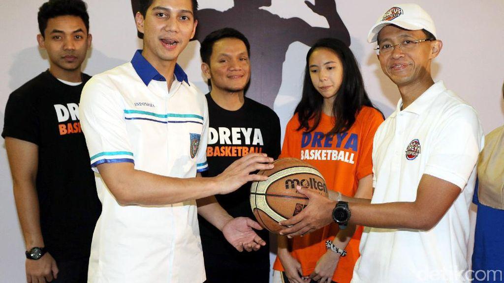 Penyaringan Bibit Pebasket Muda Indonesia