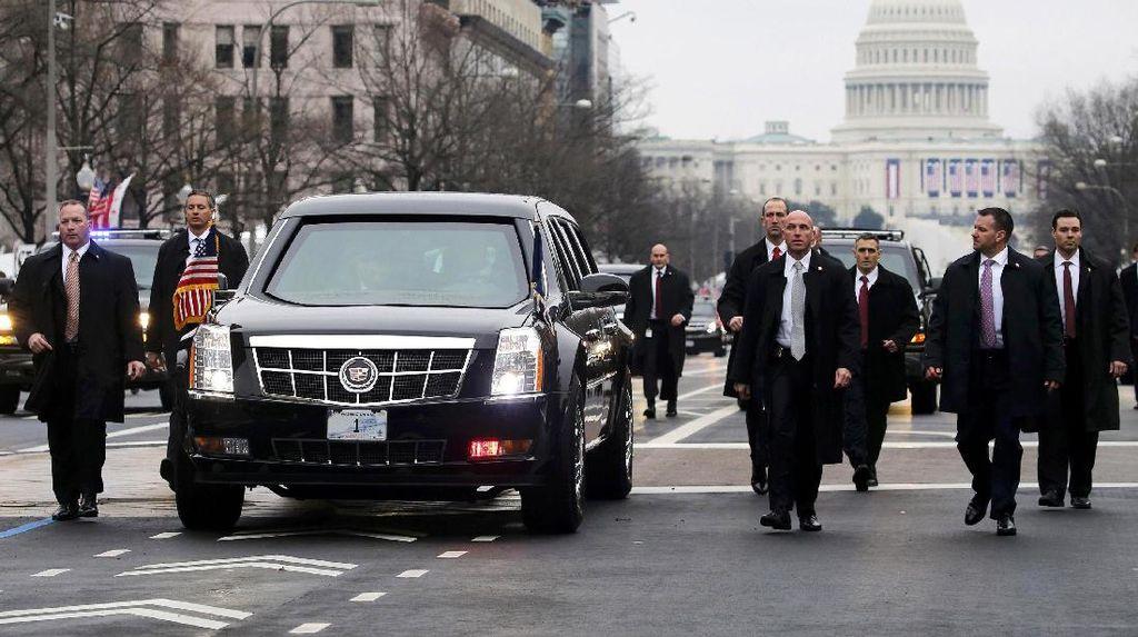 Mobil Presiden Amerika Juga Pernah Ngadat