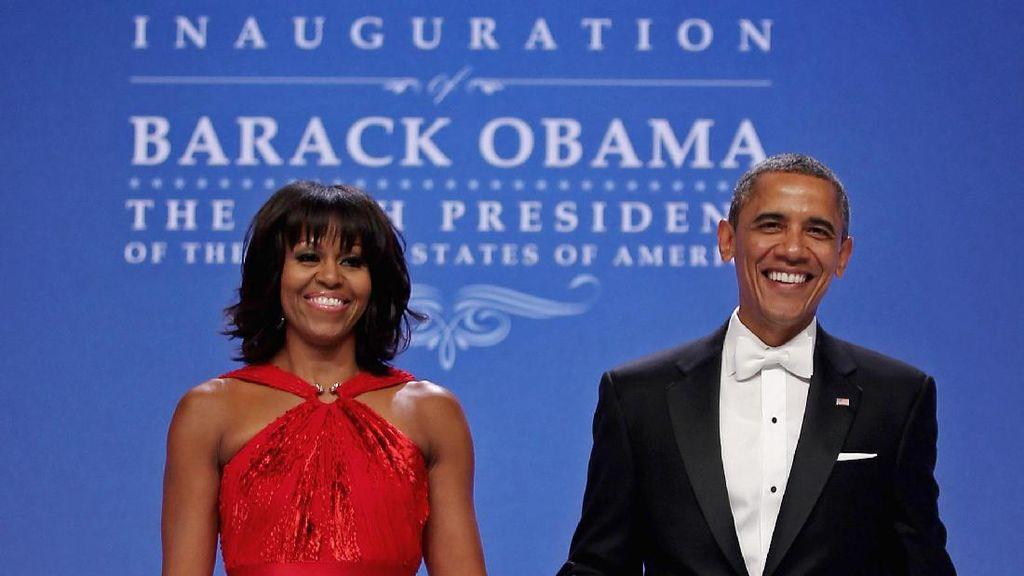 Undang Keluarga Obama ke Pernikahan, Pasangan Ini Dapat Balasan Mengejutkan
