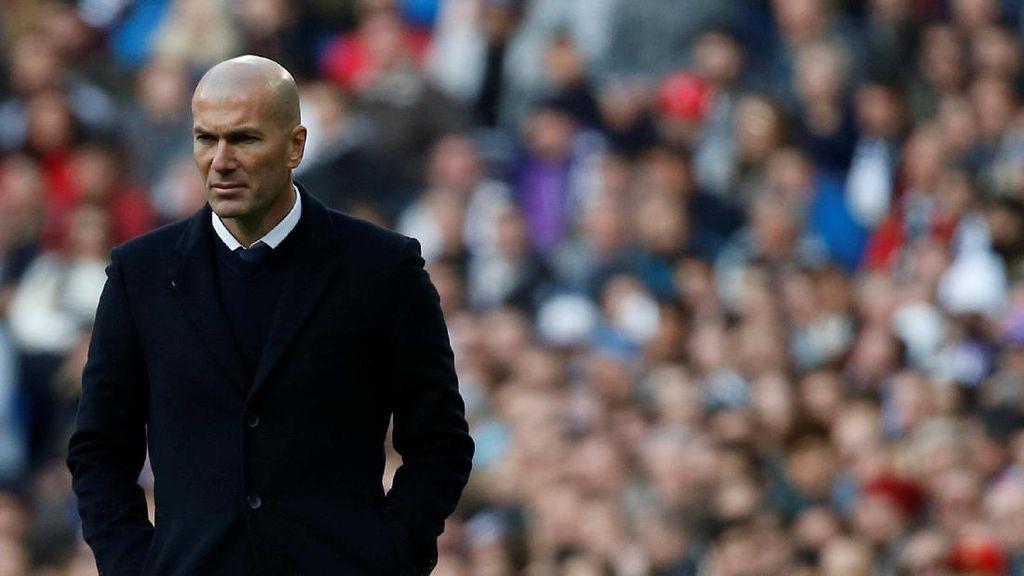 Ketenangan Zidane Jadi Kunci Sukses Madrid