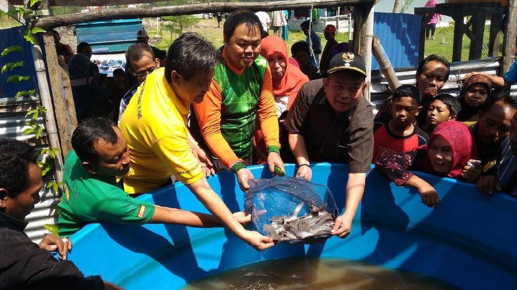 Susi Ingin Orang RI Makan 50 Kg Ikan Tiap Tahun