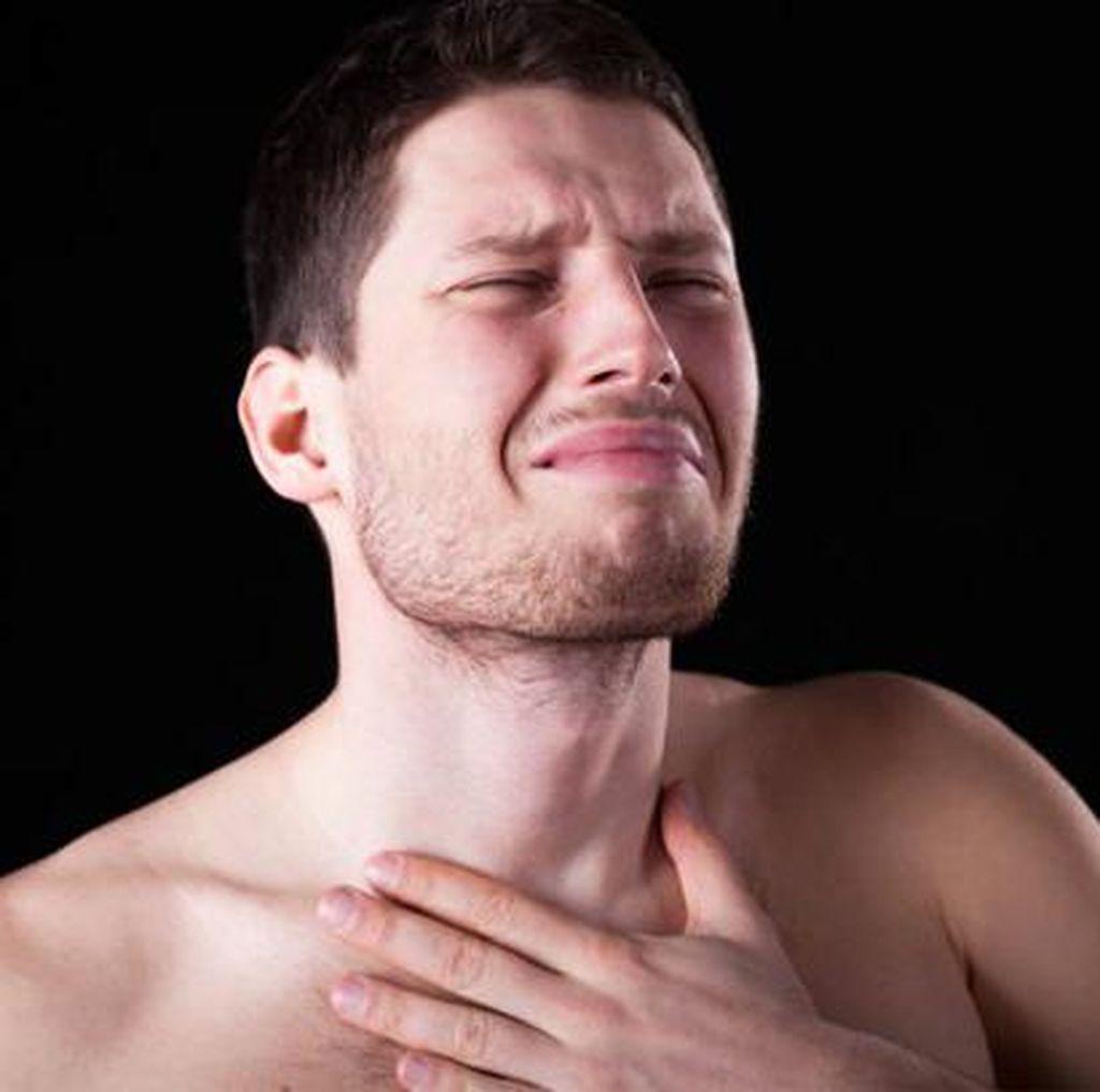 Kasus Langka, Infeksi Radang Tenggorokan yang Berujung Amputasi