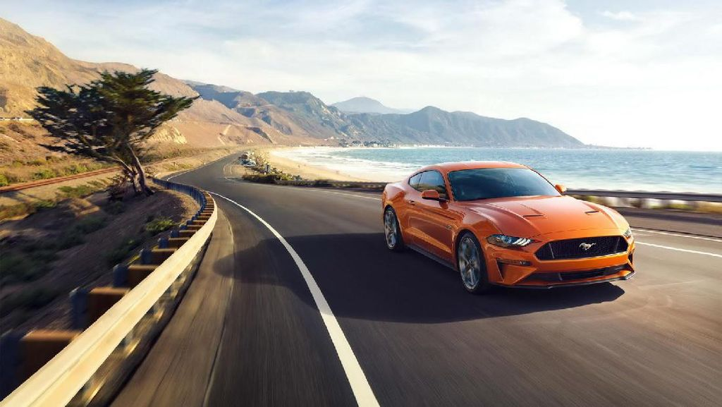 Si Kuda Poni Ford Mustang, Muscle Car Terlaris Dunia