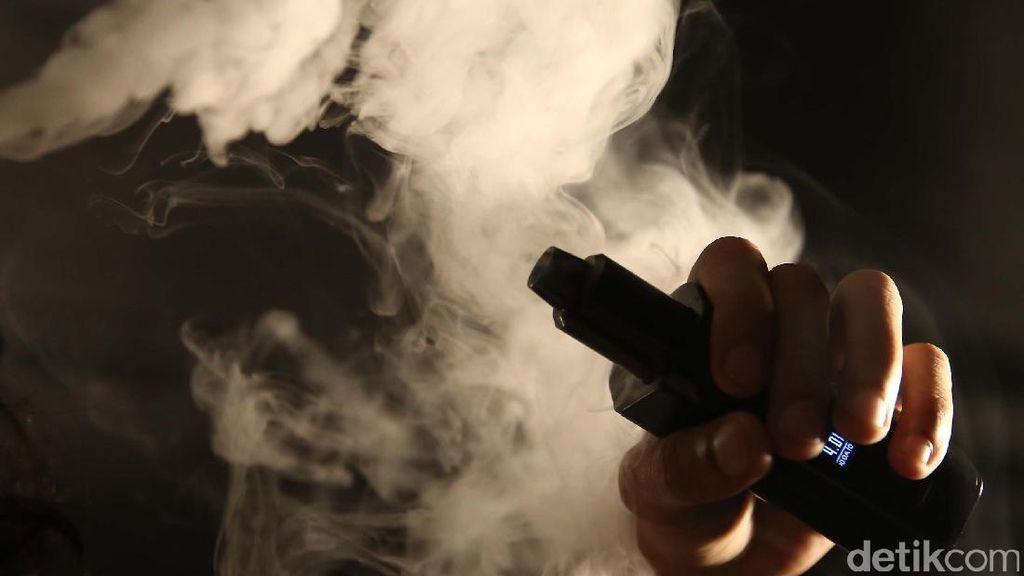 Sama-sama Bernikotin, Rokok Elektrik Diklaim Picu Penyakit Jantung