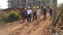Pembangunan Markas Polres Tangsel Sudah 70 Persen