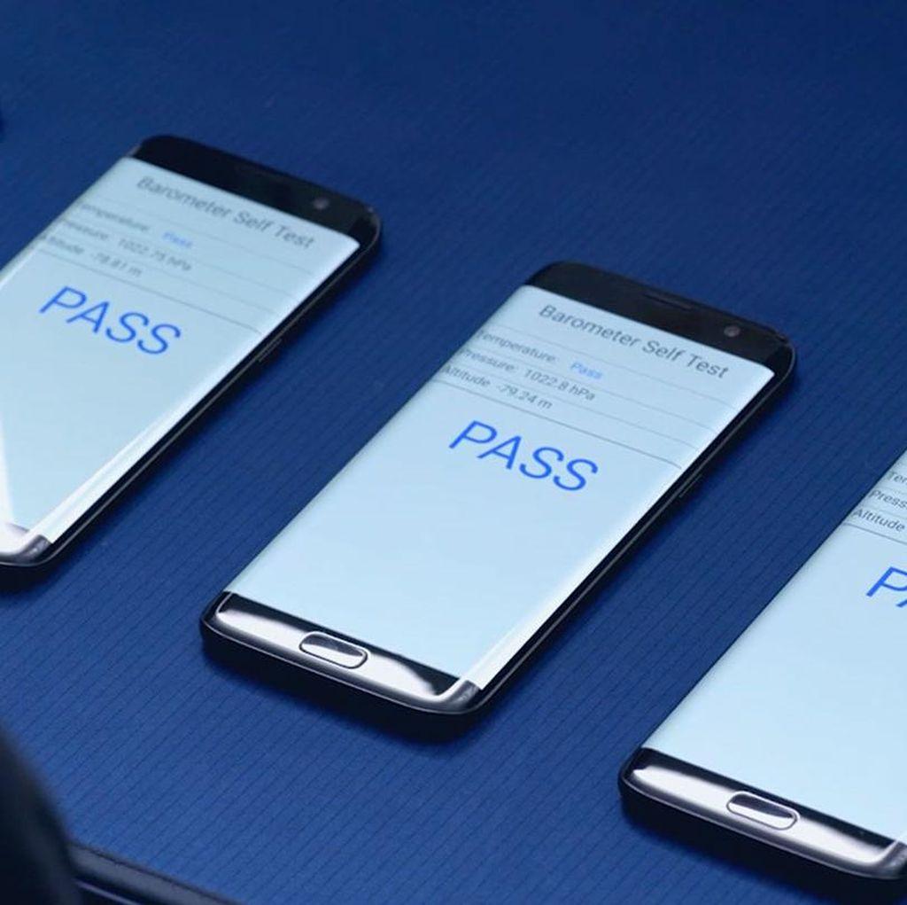 Bocoran Galaxy Note 8: Selain RAM 6 GB, Apa Lagi?