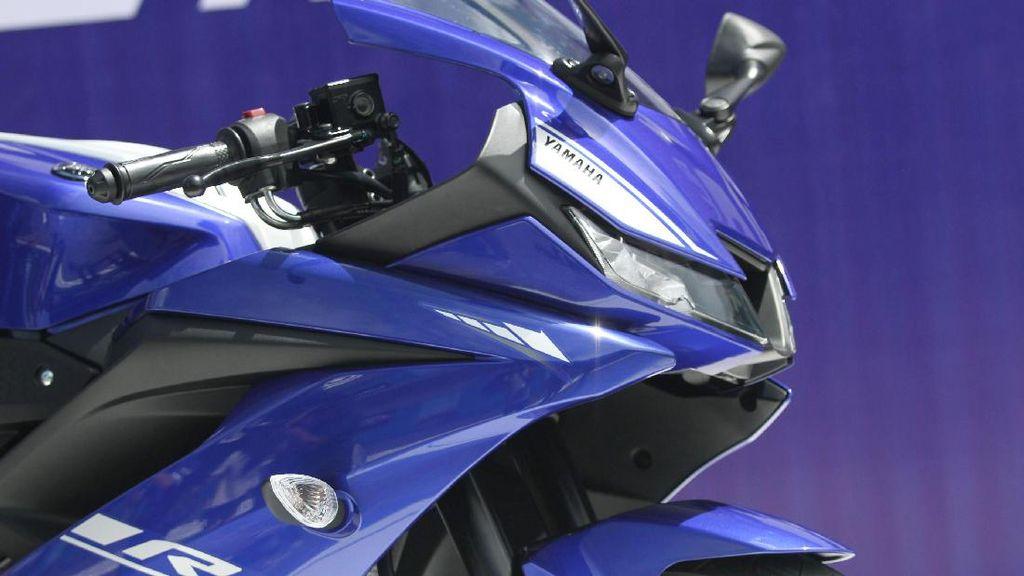 Yamaha R15 Buatan Indonesia Dikenalkan di Thailand