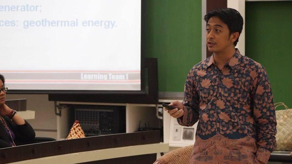 Jago Berdiplomasi, Pemuda ini Dipercaya UNESCO