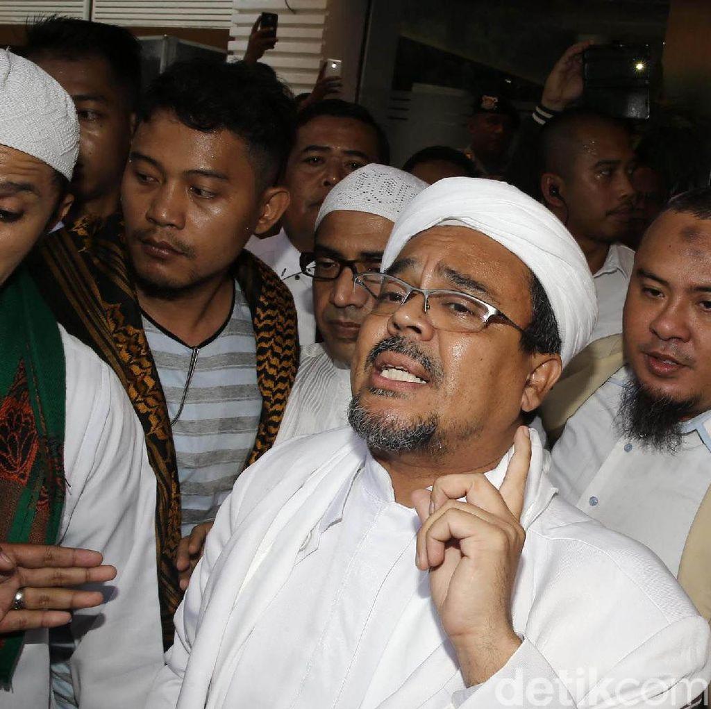Pengacara Akan Ajukan Praperadilan Status Tersangka Habib Rizieq