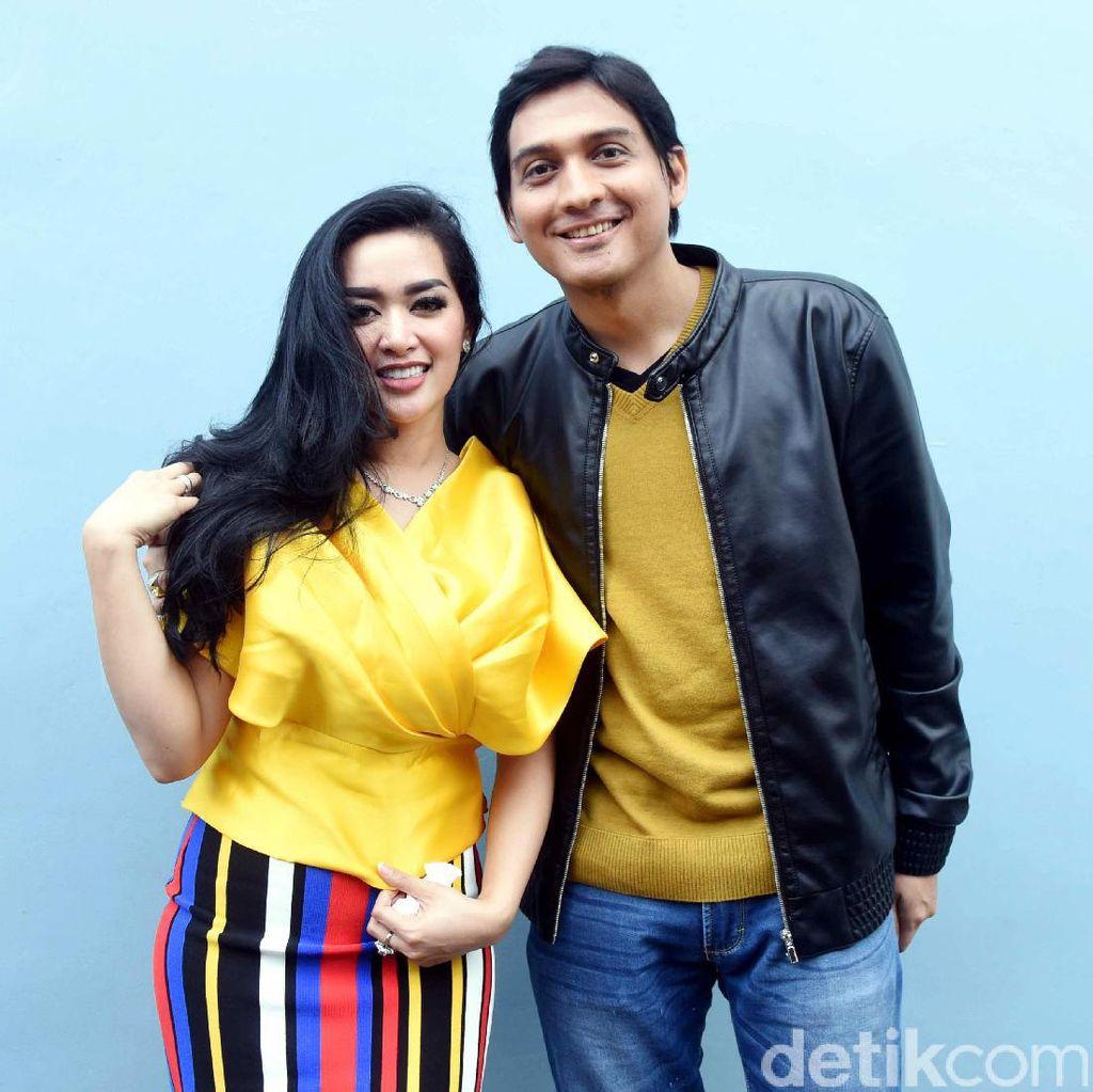 Lucky Hakim Digoda Wanita Lain, Tiara Dewi: Ini Ujian di Awal Pernikahan