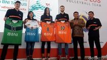 Jakarta BNI Taplus Turunkan Tim Putra dan Putri di Proliga 2017