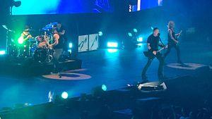 Foke Tak Minat Tonton Metallica