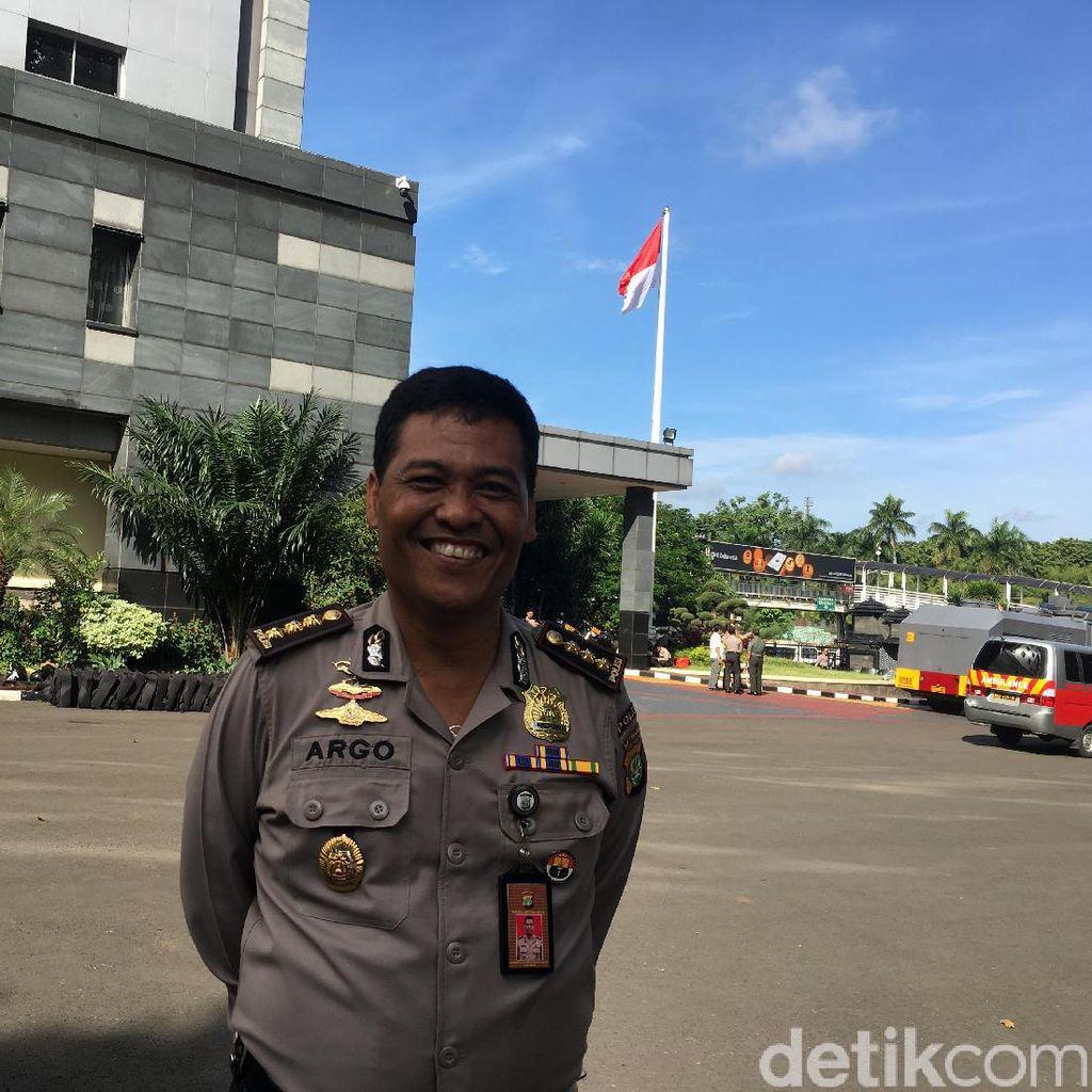 Polisi Rapatkan Persiapan Pengamanan Aksi 313