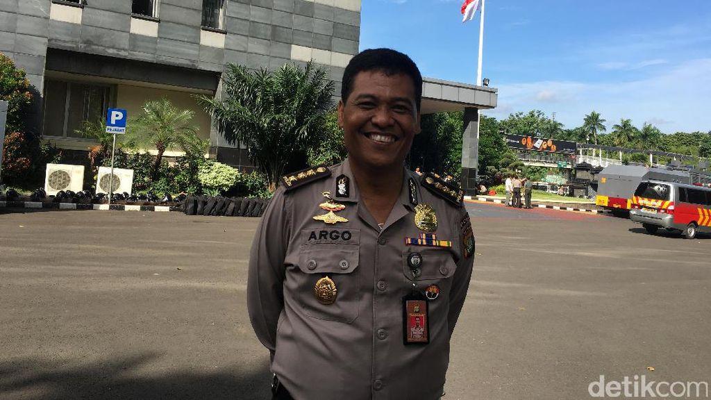 Polisi Siapkan Kantong Parkir Aksi 212 di Parkit Senayan