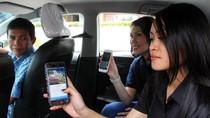 Pesan Taksi Blue Bird Bisa Lewat Aplikasi Go-Jek