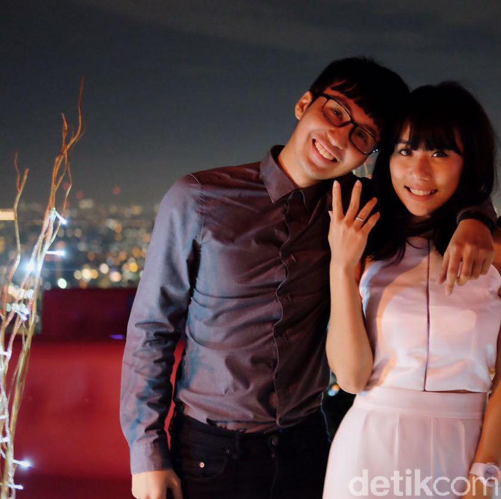Cherly eks Cherrybelle Menikah 17 November
