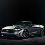 Ford Kenalkan Mustang Convertible