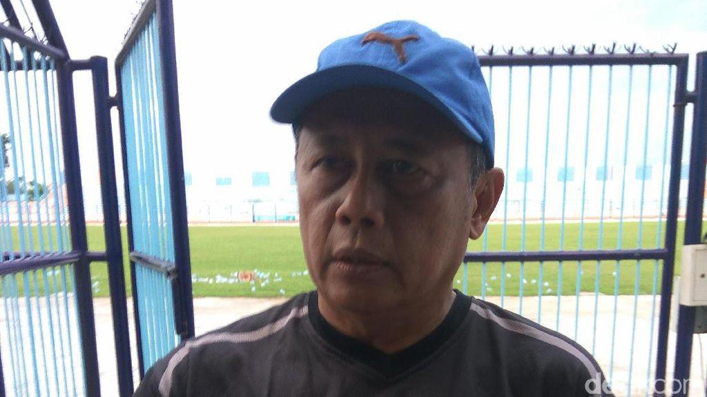 Sambangi Semen Padang, Persela Cuma Bawa Satu Pemain Muda