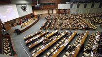 Surat Usulan Hak Angket Ahok-Gate Dibacakan di Paripurna DPR