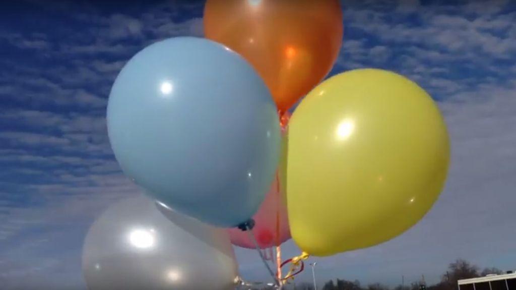 Suara Balon Meledak Disebut Bisa Picu Gangguan Pendengaran