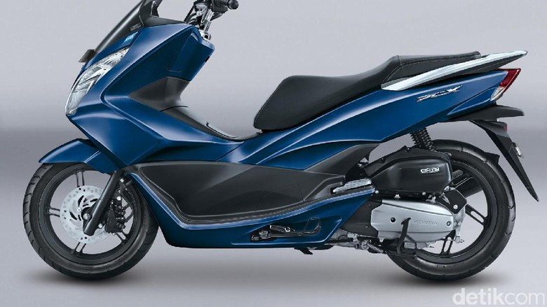 Honda Kembangkan Airbag untuk Skuter seperti PCX