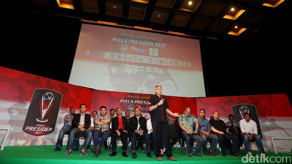 Jadi Tuan Rumah Piala Presiden, Panpel Arema FC Antisipasi Flare