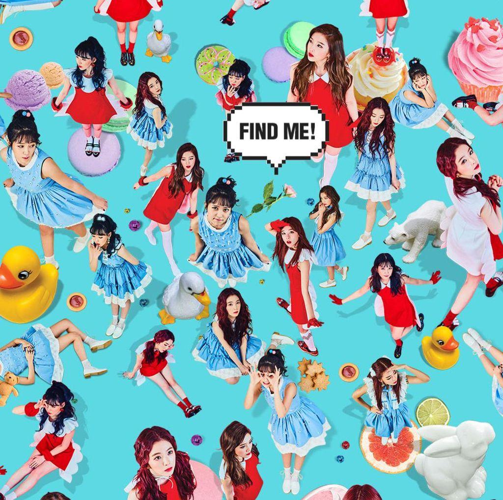 Rilis Rookie, Red Velvet Puncaki Tangga Lagu iTunes