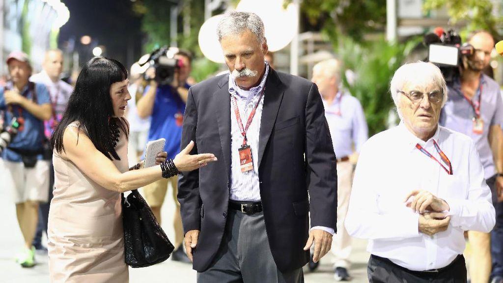 Agar F1 Lebih Kekinian, Carey Akan Maksimalkan Inovasi Digital & Media Sosial