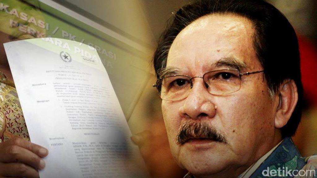 Antasari akan Bertemu Presiden Jokowi di Istana Hari ini