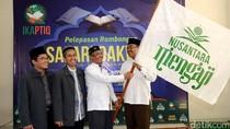Ikatan Alumni PTIQ dan Nusantara Mengaji Gelar Safari Dakwah