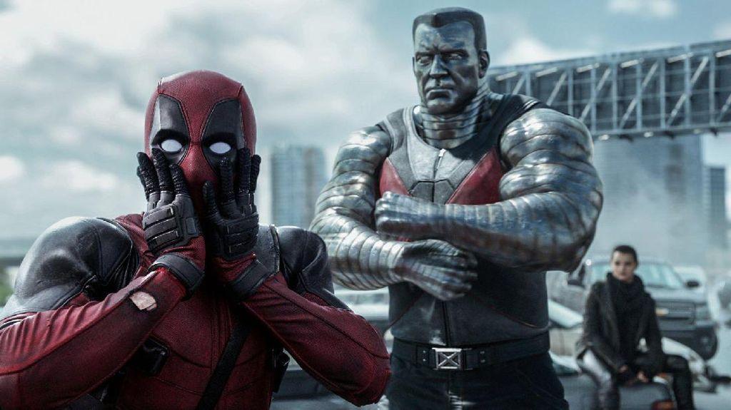Peran Colossus Lebih Besar di Deadpool 2