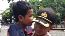 Wakapolsek Selamatkan Anak yang Dipukuli Ibunya di Menteng
