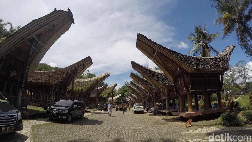 Kete Kesu, Wisata Desa Adat Menawan di Toraja