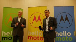 Toko Offline Jadi Ujung Tombak Penjualan Moto Z