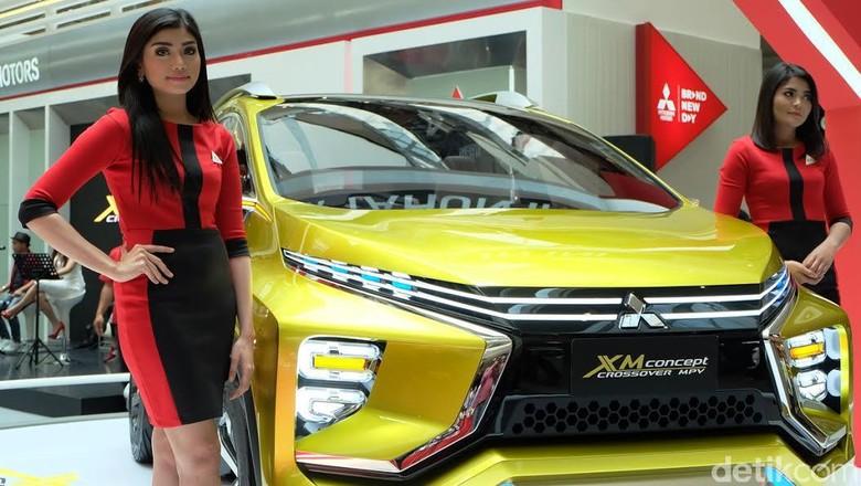 Mitsubishi: MPV Kami Bikin Penasaran