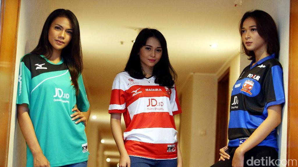 Madura United Perkenalkan Jersey Baru