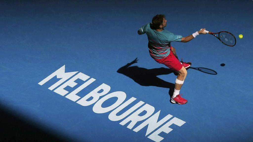 Wawrinka dan Federer Mulus ke Semifinal