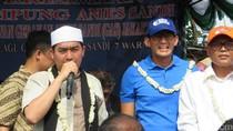 Bersama Ustaz Solmed, Sandiaga Resmikan Kampung Kreatif di Jakut