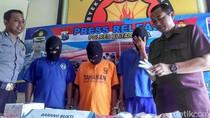 Peredaran Narkoba di Kota Blitar Libatkan Oknum PNS dan Polisi