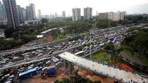 Kota dengan Lalu Lintas Terpadat di Dunia, Jakarta Ketiga