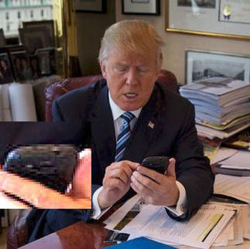 Ngotot Pakai Galaxy S3, Donald Trump Terancam Diinvestigasi