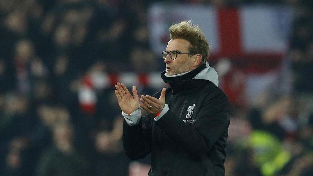Klopp: Liverpool Berkembang, tapi Tim Lain Juga Tidak Tidur