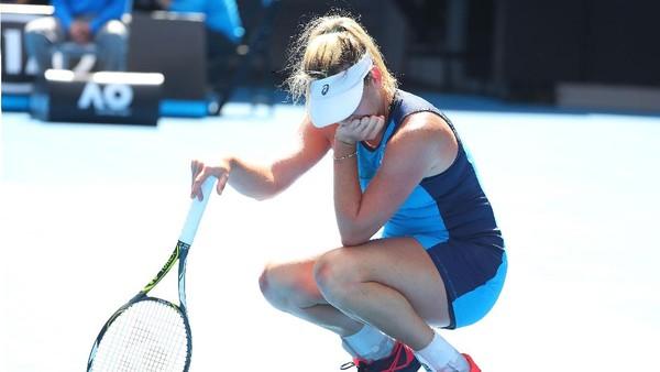 Dikalahkan Venus, Coco Vandeweghe Kecewa tapi Juga Bersuka Cita